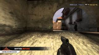 DreamHack Summer 2013 - CS:GO highlights