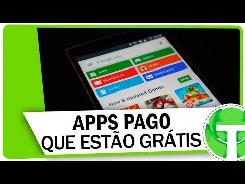 BAIXE GRÁTIS! Apps pagos da Google Play que agora estão de GRAÇA