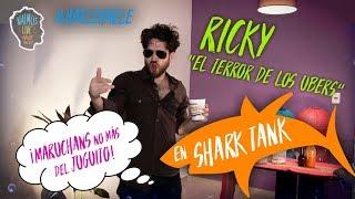 """Ricky """"El Terror de los UBERS"""" en Shark Tank"""