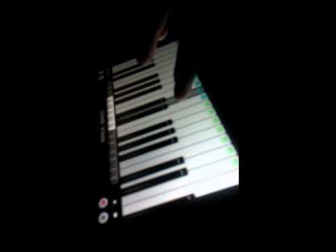 Tetap Dirimu-Selasa Band piano cover (Safie)