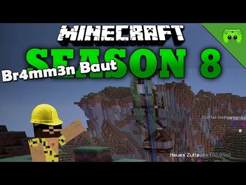BR4MM3N BAUT «» Minecraft Season 8 # 277 HD