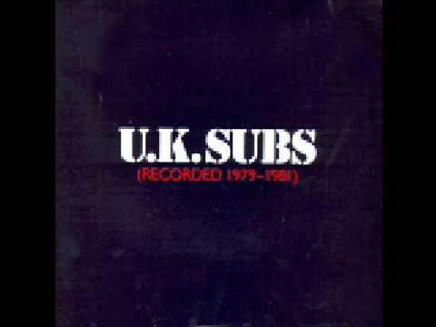 Uk Subs - Stranglehold