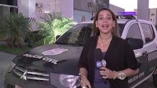 POLÍCIA CIVIL CUMPRE MANDADO E PRENDE HOMEM ACUSADO DE FURTAR SUPERMERCADO