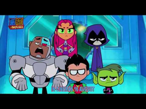 Teen Titans Go! To The Movies -  Main Trailer F3