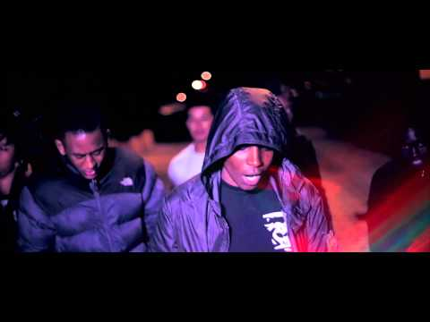 Kase & Mics - Man Down [Music Video] @KaseGT | Link Up TV