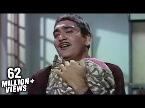 Mere Samne Wali Khidki - Padosan - Sunil Dutt, Saira Banu, Kishore Kumar - Classic Bollywood Song video