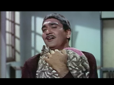 Mere Saamne Wali Khidki Mein - Padosan - Saira Banu, Sunil Dutt & Kishore Kumar - Old Hindi Songs