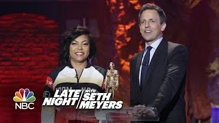 Taraji P. Henson Accepts the Actathalon Challenge