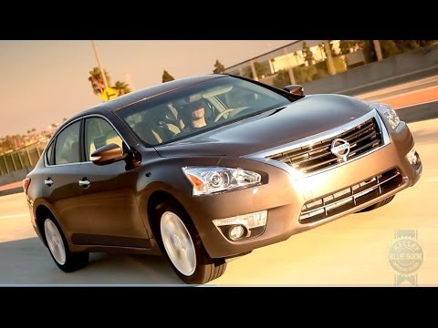 2013 Nissan Altima Video Review - Kelley Blue Book