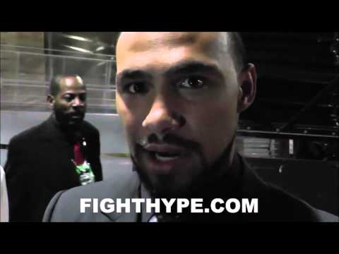 """FIRED UP KEITH THURMAN WANTS DANNY GARCIA'S TITLE AFTER SHAWN PORTER: """"IF YOU CAN BEAT ME, BEAT ME"""""""