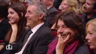 Jérôme Commandeur, maître de cérémonie des César 2017 - Le Grand Journal du 13/12 – CANAL+