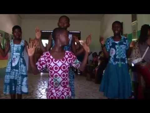 Welcome Presentation at Akoma Academy Ghana Oct 2015