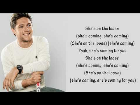 Niall Horan - On The Loose (Lyrics) MP3