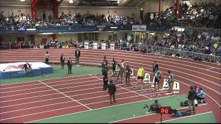 105th Millrose Games - David Oliver wins Men