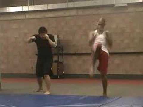 MMA Blog - July 20 - 2006 - 01 - Shadow Boxing - Rounds 1-3