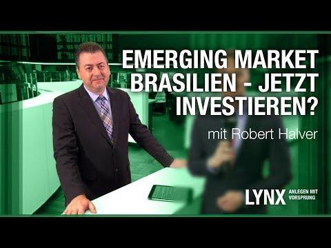 Emerging Market Brasilien - Jetzt investieren? Interview mit Robert Halver | LYNX fragt nach