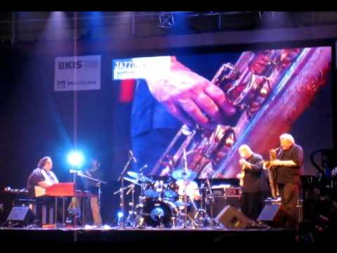 Steve Gadd&Friends live (HQ) - Way Back home (BJD 2009)