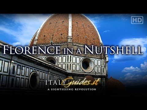 Florence in a nutshell HD - 1 of 2 - city guide for first-time visitors in Italy - travel guide