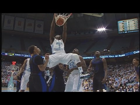 UNC Men's Basketball: Highlights vs Fayetteville St