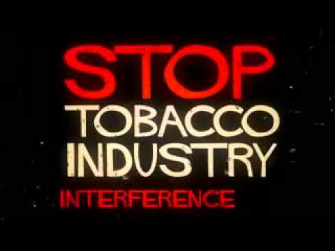 World No Tobacco Day 2012 - Stop tobacco industry interference