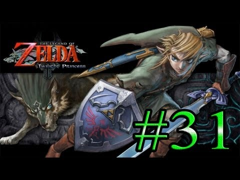 Let's Play : Zelda Twilight Princess - Parte 31