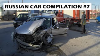 The ULTIMATE Russian Car Crash COMPILATION #7 - [2016]