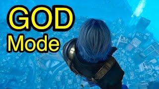 Final Fantasy XV: God Mode
