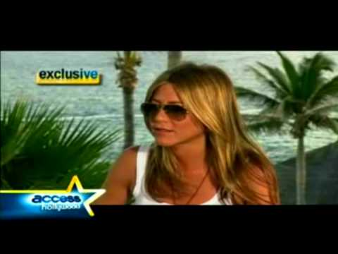 Access Hollywood: Jennifer Aniston's Birthday Celebration Video