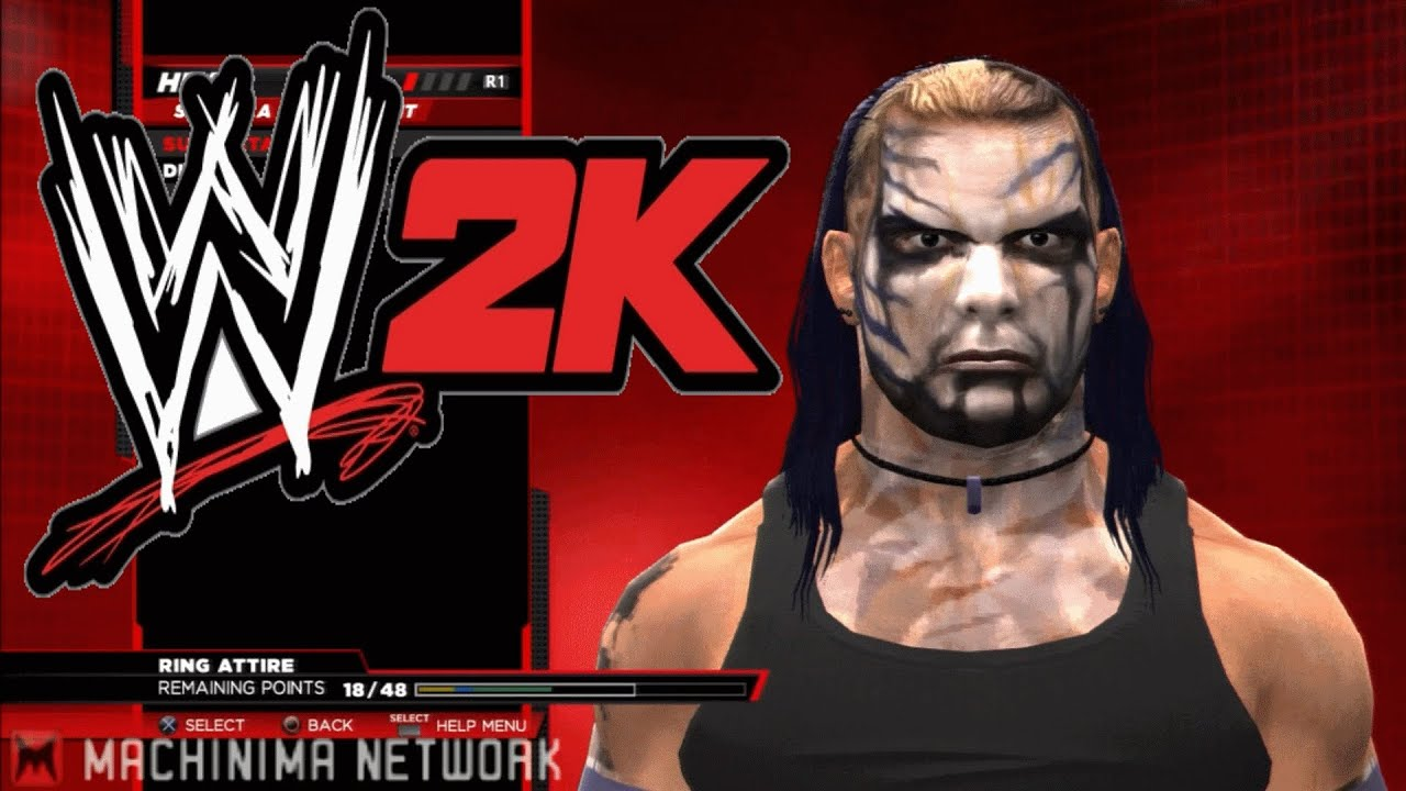 Jeff Hardy Wwe Games Wwe 2k14 Jeff Hardy Hack