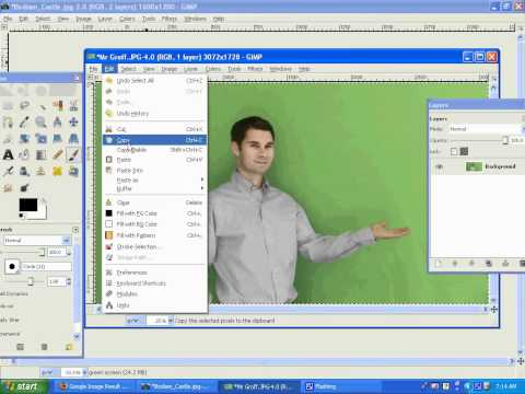 move green screen background - Adobe Community
