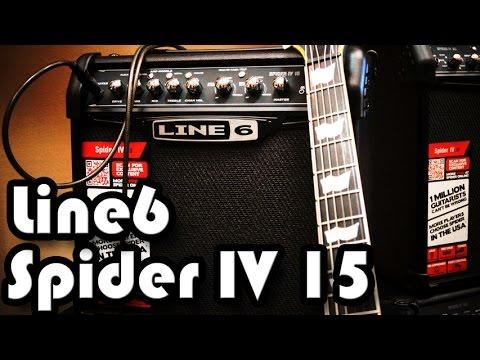 LINE6 SPIDER IV 15