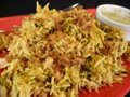 Methi (Fenugreek) Pulao - Indian Recipe