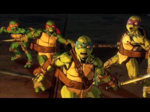 Дебютный трейлер TMNT: Mutants in Manhattan