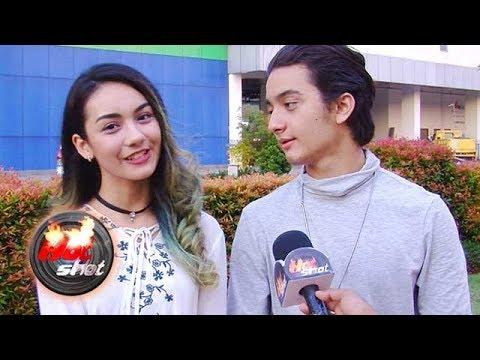 Akting Bryan Domani Dan Ersya Aurelia Bikin Baper - Hot Shot 26 November 2017
