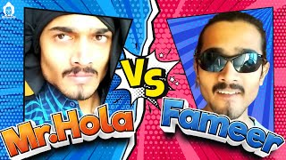BB Ki Vines- | Mr. Hola Vs. Fameer Fuddi |
