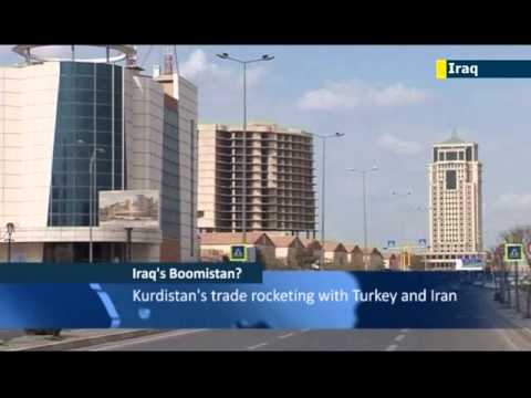 Kurds emerge as the victors of post-Saddam Iraq: boom times and wealth sweep Kurdistan