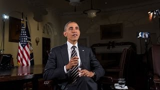 Weekly Address: Marking the One-Year Anniversary of the Tragic Shooting in Newtown, Connecticut  12/14/13
