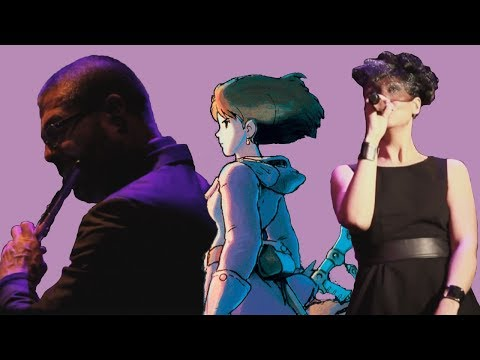 Platina Jazz - Nausicaa Of The Valley Of The Wind - LIVE -