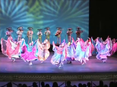 Ballet Folklórico de Jalisco -  Popurri Nayarita