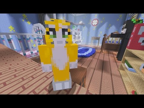 Minecraft Xbox - Toy Story 2 - Andy's Room - {1}