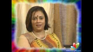 Aarohanam - Lakshmi & K On 'Aarohanam'
