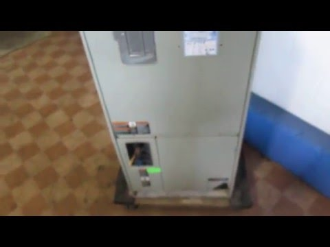 Used Air Conditioners For Sale Shipped TRANE Used AC Air Handler TWE031E13FB2 2G