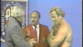 "Nick Bockwinkel Promo: ""Nasty and Devious"""