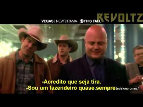 Vegas (CBS) - Promo (HD) - The Battle for Sin City - Legendado PT-BR