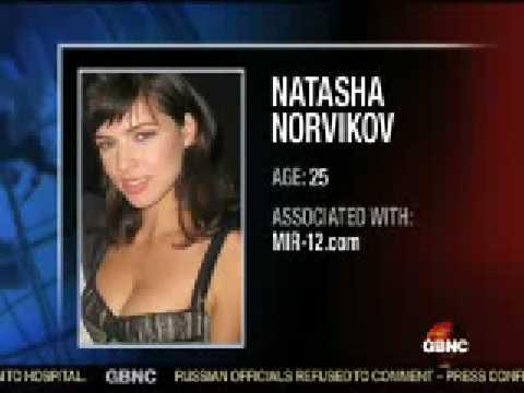 Leaked assassination footage from Russia  Natasha Norvikov