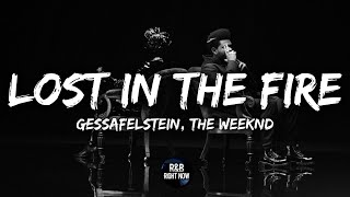 Gesaffelstein The Weeknd Lost In The Fire