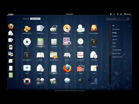 0 Fedora 15 Review   Linux Distro Reviews