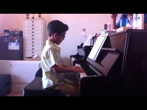 Nathan - French Childrens Song