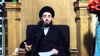 05 Tattoos in Islam- Sayed Hossein al Qazwini- Muharram 1436 2014