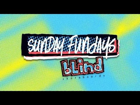 Blind Sunday Fundays: Ronnie Creager, Morgan Smith, Quik N Friends - TransWorld SKATEboarding